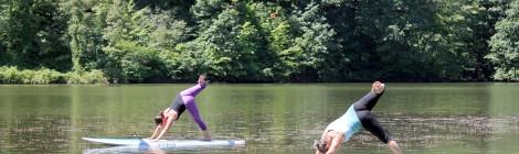 Fluid Yoga SUP