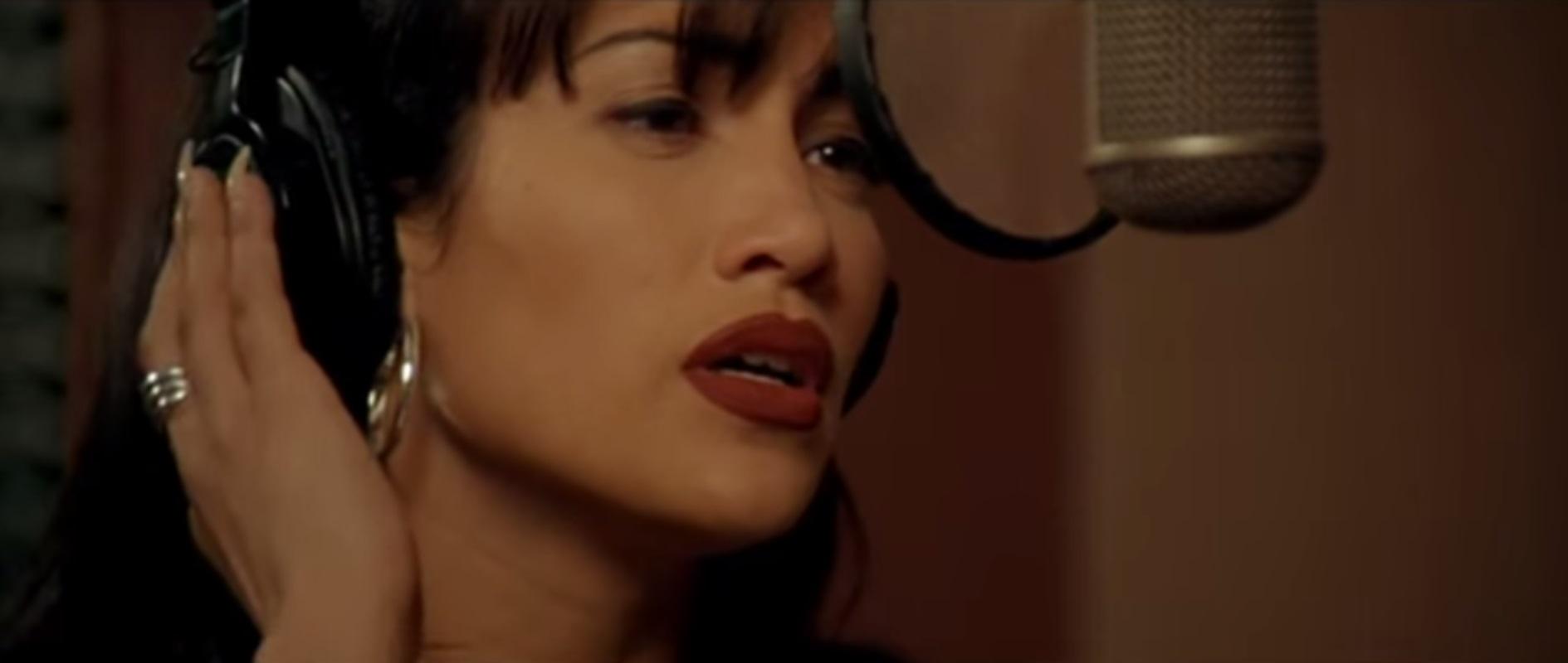 Selena movie pics