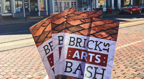 Brick Street Arts Bash
