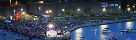 Downtown PKB's Point Park Concert Series Grows